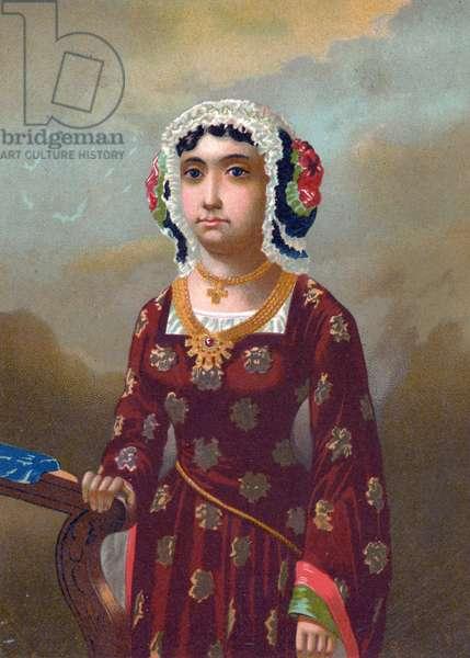 Beatriz Enriquez de Arana, mistress of Columbus