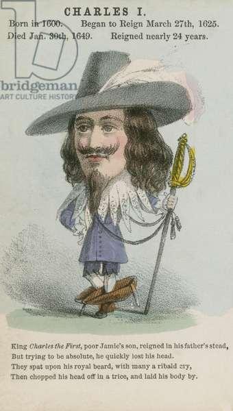 King Charles I (aquatint)