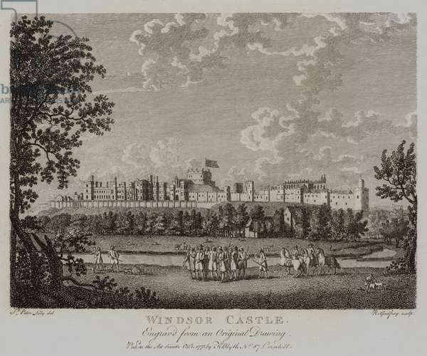 Windsor Castle (engraving)