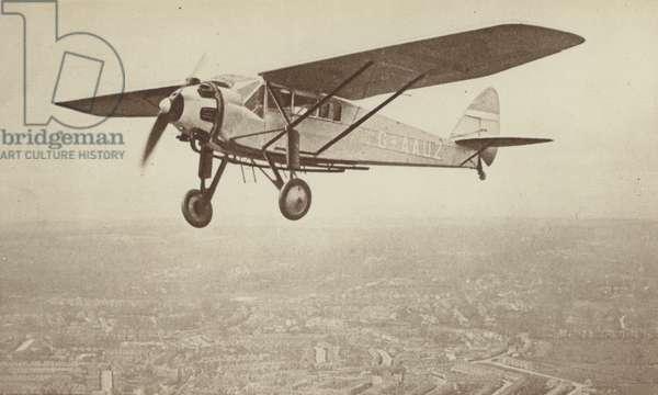 The De Havilland