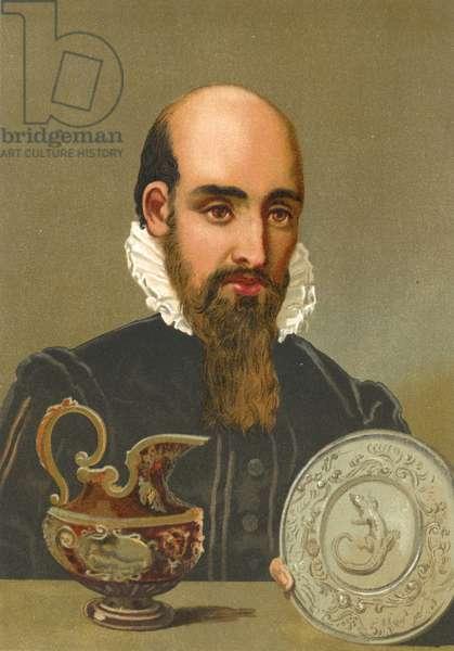 Bernard Palissy, potter
