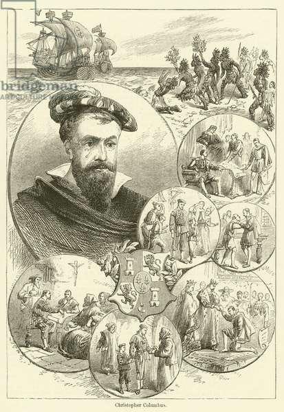 Christopher Columbus (engraving)