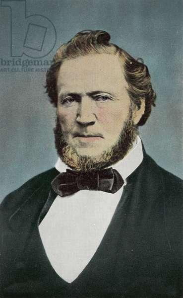 Brigham Young (colour photo)
