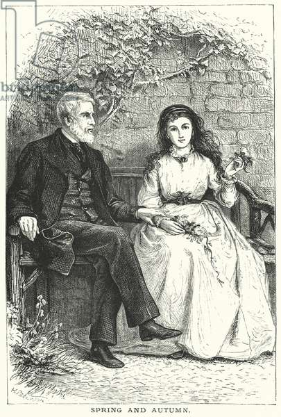 Spring and Autumn (engraving)