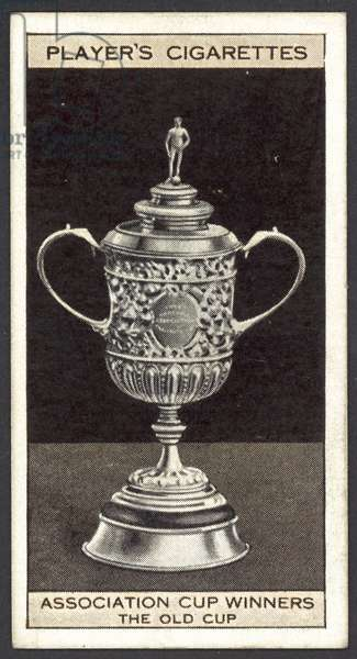 Association Cup Winners, The Old Cup (litho)