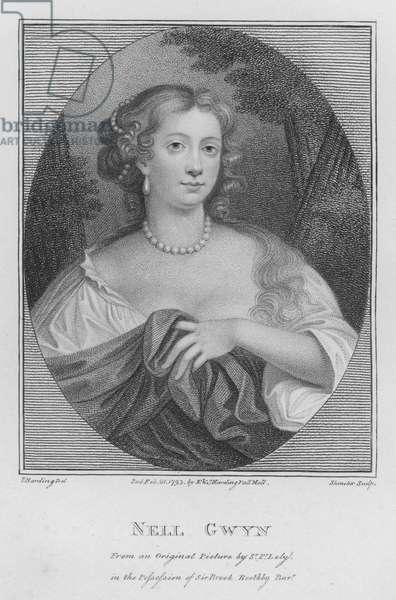 Nell Gwyn (engraving)