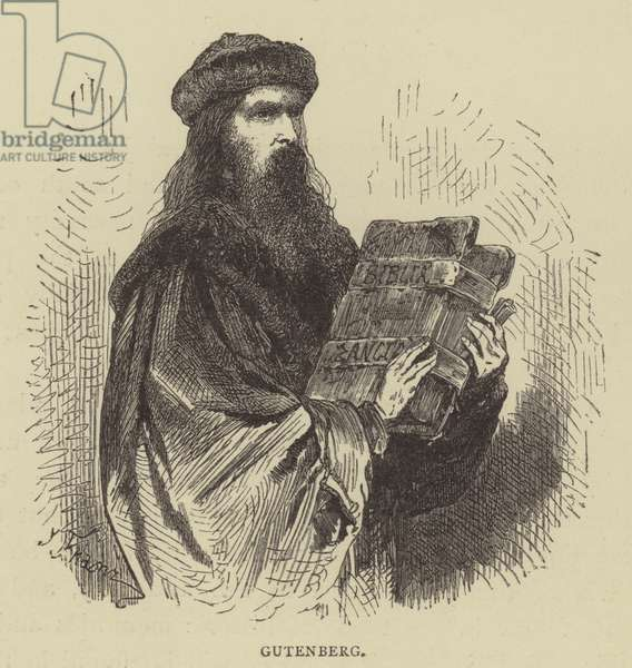 Gutenberg (engraving)