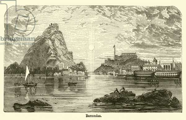 Bermudas (engraving)
