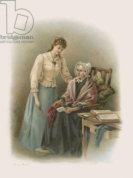 Tennyson's The Grandmother