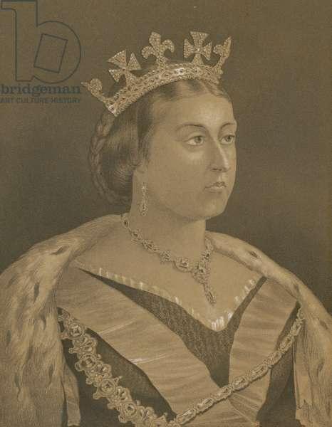 Victoria (chromolitho)