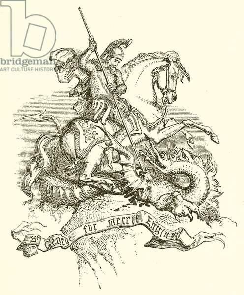 St George (engraving)