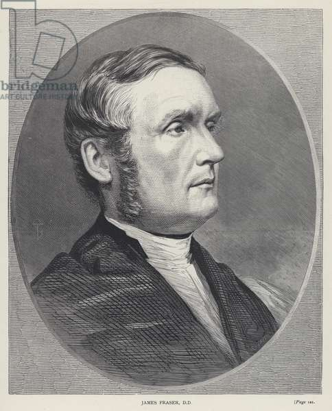 James Fraser, DD (engraving)