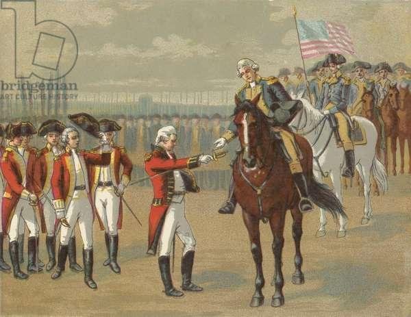 The Surrender of Cornwallis