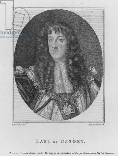 Earl of Ossory (engraving)