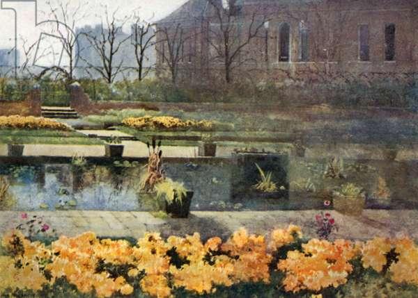 The Dutch Garden, Kensington Palace