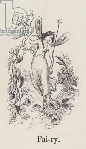 Fairy (engraving)