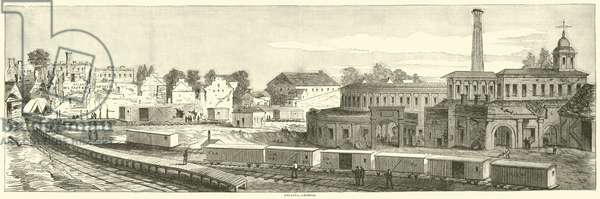 Atlanta, Georgia, September 1864 (engraving)