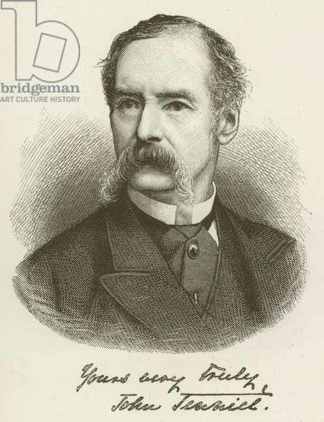 John Tenniel (engraving)
