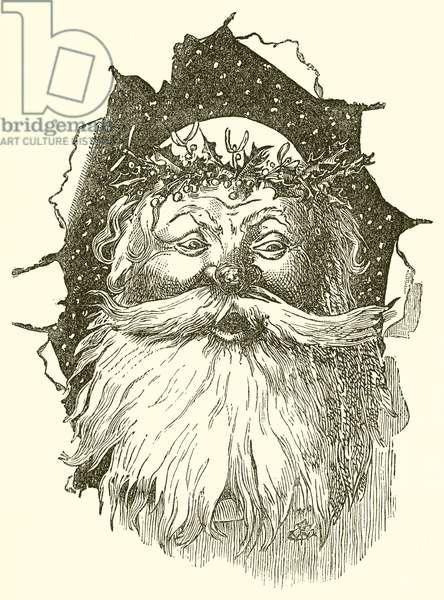 Father Christmas (engraving)