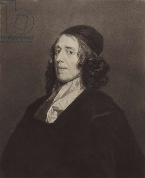Reverend John Owen, DD (litho)