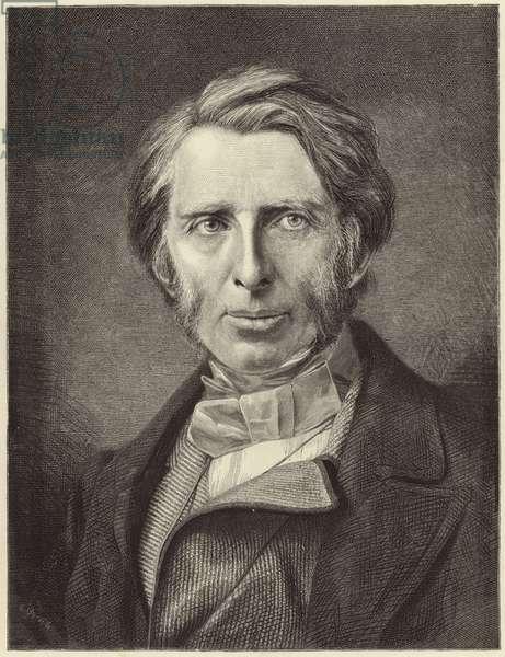 John Ruskin (engraving)
