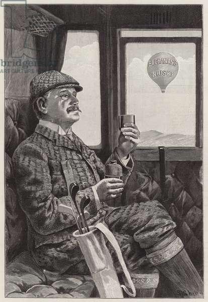 James Buchanan & Company Limited (engraving)