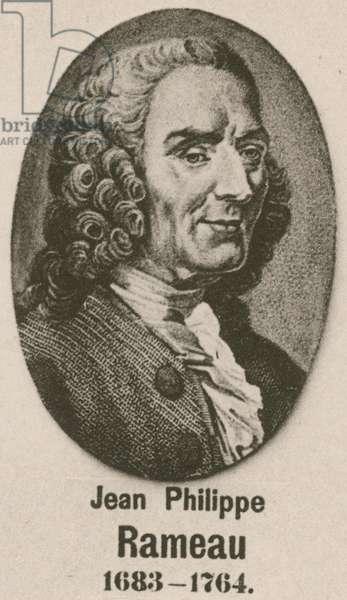 Jean Philippe Rameau (gravure)