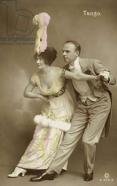 Tango (colour photo)