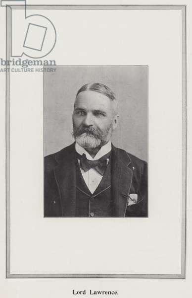 Lord Lawrence (b/w photo)