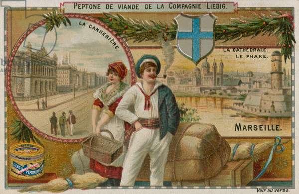 Marseille (chromolitho)