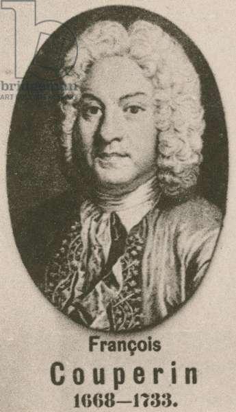 Francois Couperin (gravure)