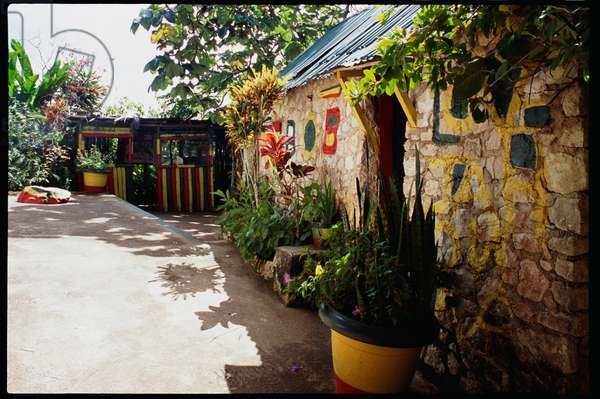 Bob Marley's House, Jamaica (photo)