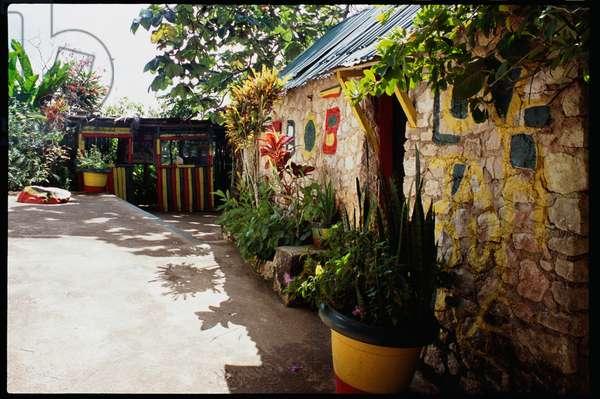 Bob Marley's House, Jamaica (photo)