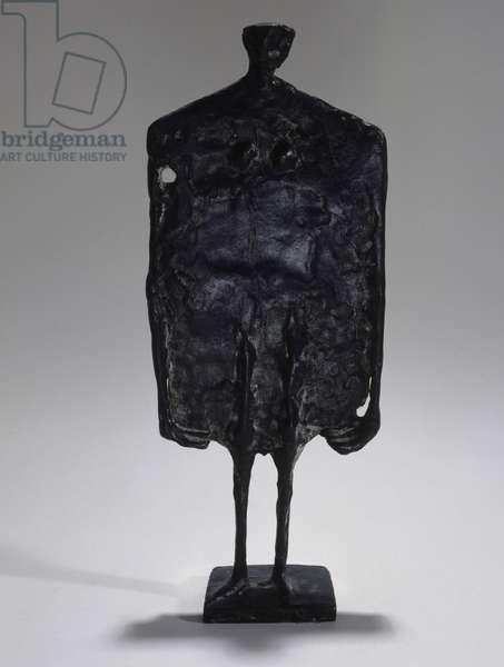 Flat Standing Figure, 1952 (bronze)