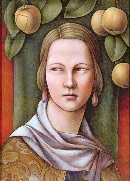 Eve, c.1939 (tempera on panel)