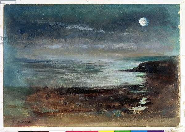 Scarborough (oil on canvas)