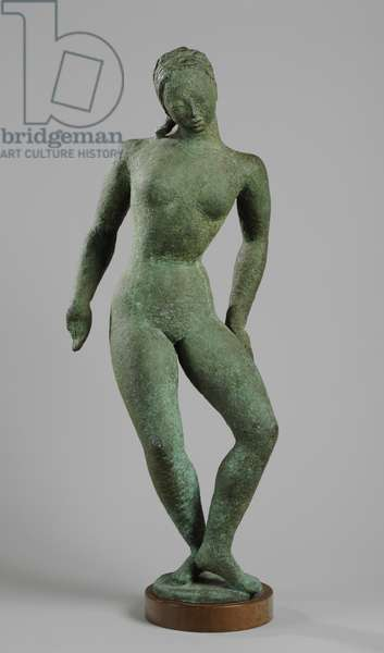 Mirage, 1949 (bronze with green patination) (see also 876194-6)
