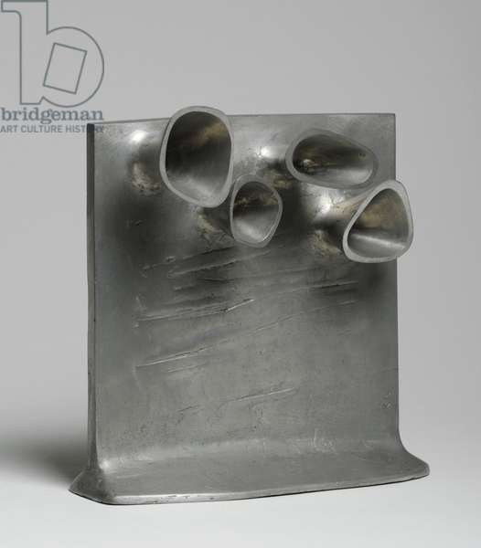 Wall, 1965 (pewter)