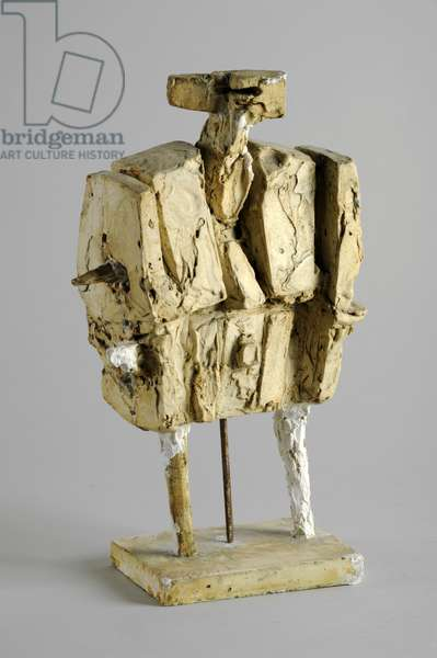Maquette for Little Augustus, c.1962 (plaster) (see also 440265)
