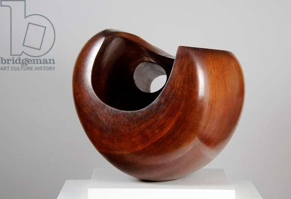 Configuration (Phira), 1955 (Guarea wood)