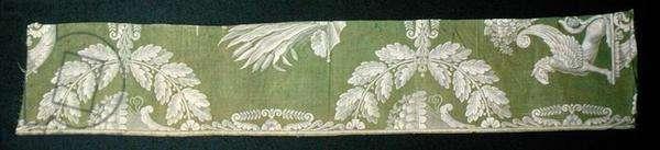 Woven silk, c.1800-10 (silk)
