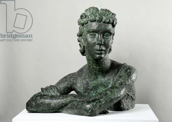 Margaret Rawlings (bronze)