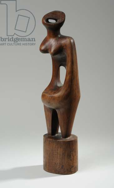 Standing Woman, 1949 (oak) (see also 440347)