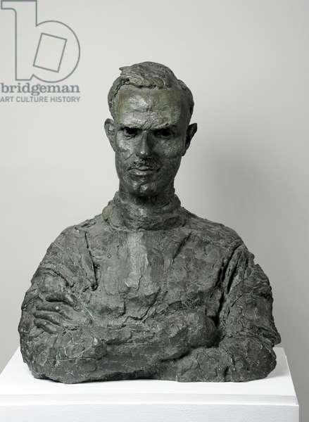 Bust of George Black, 1942 (bronze)
