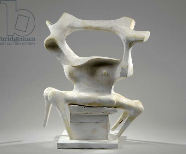 Maquette for Crab, c.1985 (plaster) (see 440267)