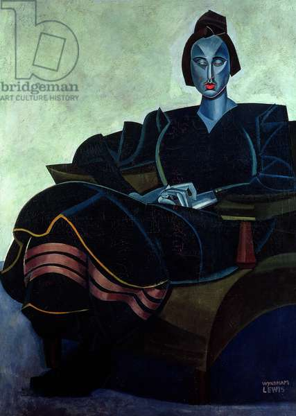 Praxitella, c.1921 (oil on canvas)