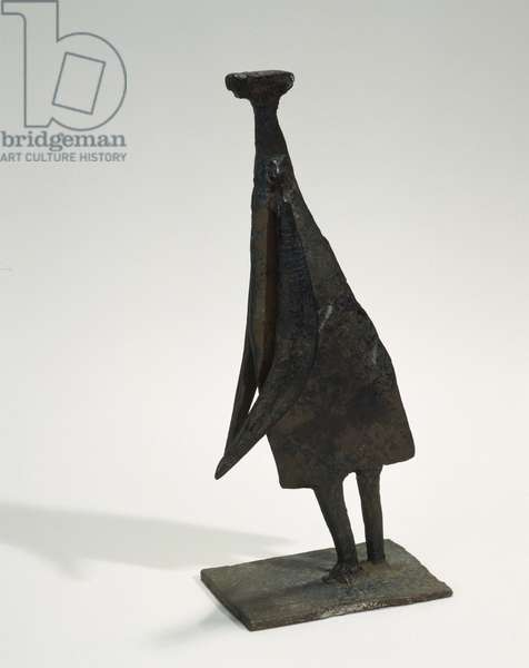 Standing Figure, 1949 (wrought iron)