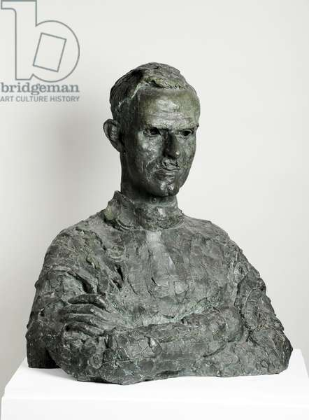 Bust of George Black, 1942 (bronze)