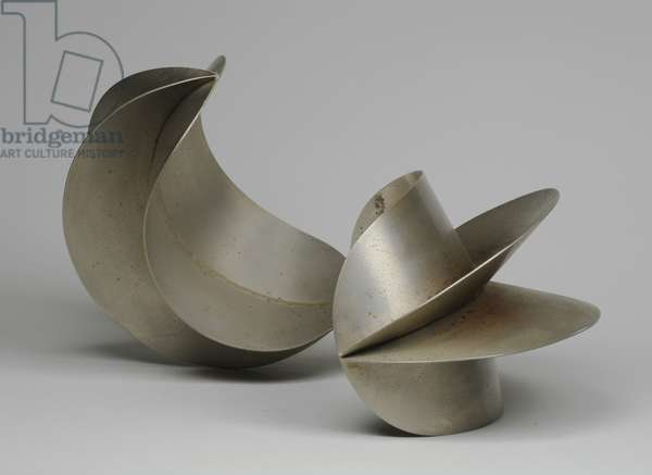 Maquette for South of the River, 1976 (aluminium) (see also 876097)