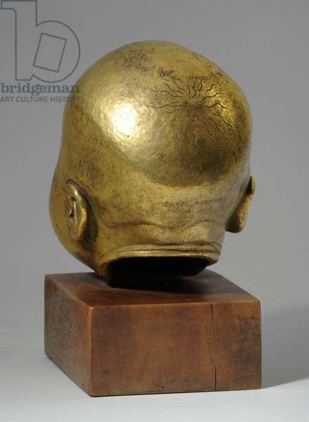 Bust of Carol Rosemary Wheeler, 1927 (gilt bronze) (see also 876137-8)